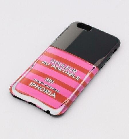 """【ビームス ウィメン/BEAMS WOMEN】 IPHORIA / """"Nails BODER"""" iphone6 ケース [送料無料]"""