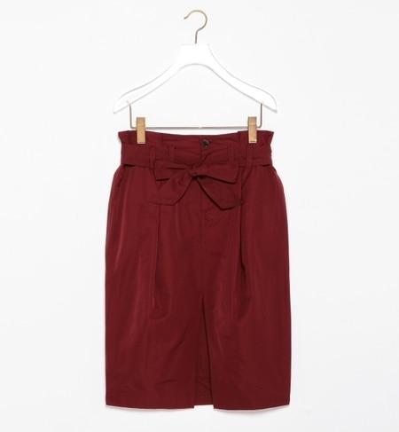 【ビームス ウィメン/BEAMS WOMEN】 Sabena / グログランコクーンスカート [送料無料]