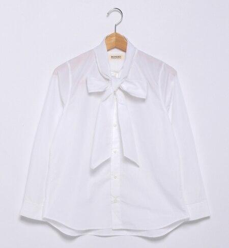 【ビームス ウィメン/BEAMS WOMEN】 【一部予約】アスコットタイ シャツ [送料無料]