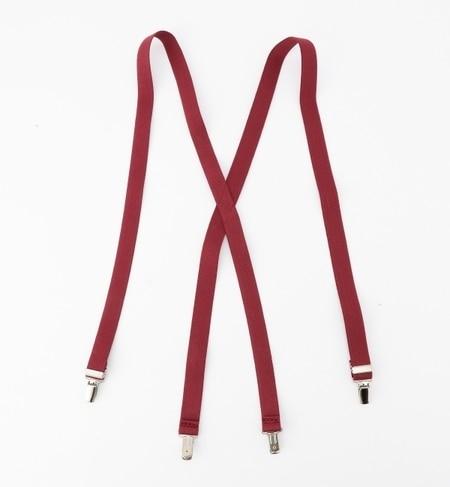 【ビームス ウィメン/BEAMS WOMEN】 Suspender Factory of San Francisco / SOLIDサスペンダー 16AW [3000円(税込)以上で送料無料]