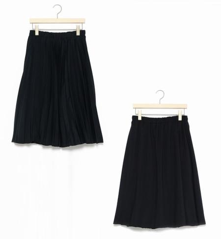【ビームス ウィメン/BEAMS WOMEN】 プリーツ リバーシブル スカート [送料無料]