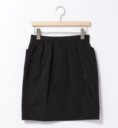 【ビームス ウィメン/BEAMS WOMEN】 メモリータック コクーンスカート [送料無料]