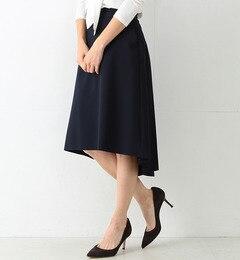 【ビームス ウィメン/BEAMS WOMEN】 バックフレア Aラインスカート [送料無料]