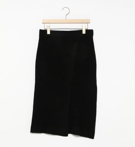 【ビームス ウィメン/BEAMS WOMEN】 ラップ風 圧縮 ニットスカート [送料無料]