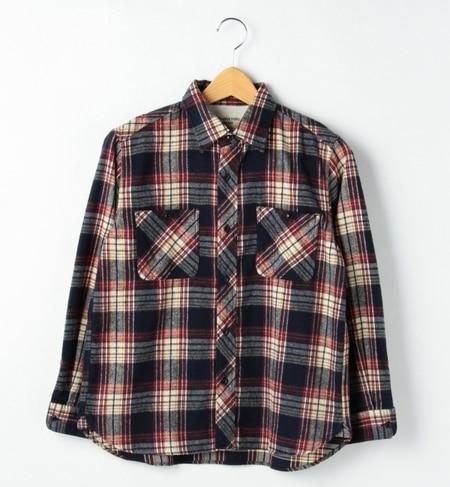 【ビームス ウィメン/BEAMS WOMEN】 ネルチェック ワークシャツ [送料無料]