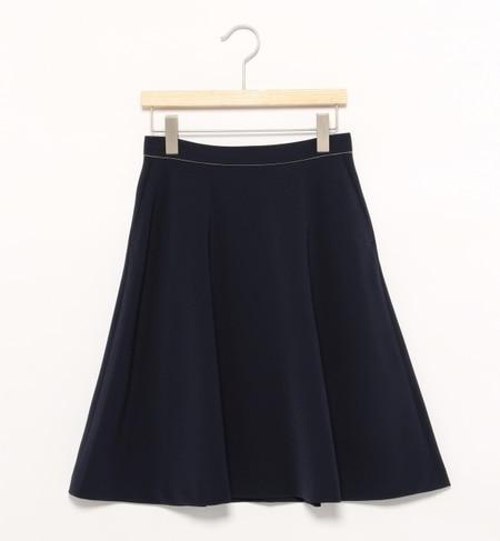 【ビームス ウィメン/BEAMS WOMEN】 ウエスト配色コードフレアスカート [送料無料]