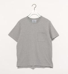 【ビームス ウィメン/BEAMS WOMEN】 MASACA / ダメージ ポケット Tシャツ [送料無料]