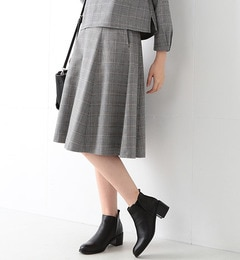 【ビームス ウィメン/BEAMS WOMEN】 グレンチェック スカート [送料無料]