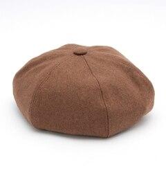 【ビームス ウィメン/BEAMS WOMEN】 メルトン BIG ベレー帽 [3000円(税込)以上で送料無料]
