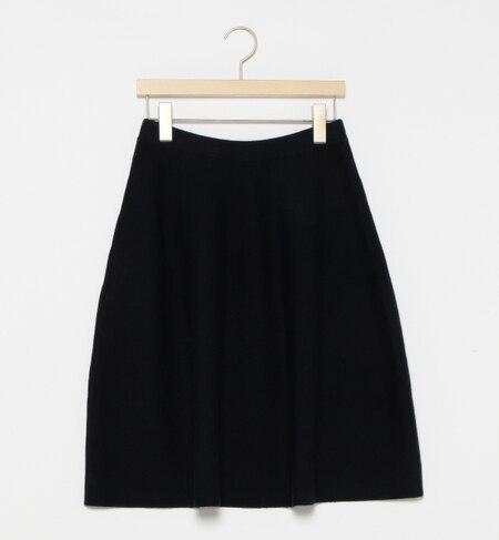 【ビームス ウィメン/BEAMS WOMEN】 14G総針 フレアニットスカート [送料無料]