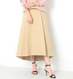 【ビームス ウィメン/BEAMS WOMEN】 VONDEL / コットンAラインスカート [送料無料]
