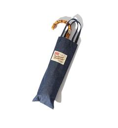 【ビームス ウィメン/BEAMS WOMEN】 【WEB限定】Traditional Weatherwear / デニム FOLDING BAMBOO 折りたたみ傘 晴雨兼用 [送料無料]