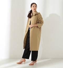 """【ビームス ウィメン/BEAMS WOMEN】 Traditional Weatherwear / """"SELBY"""" エステルフードコート [送料無料]"""