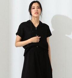 【ビームス ウィメン/BEAMS WOMEN】 【予約】120%LINO / オープンカラーリネンシャツ [送料無料]