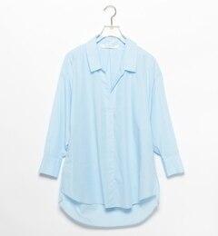 【ビームス ウィメン/BEAMS WOMEN】 スキッパー コクーンシャツ [送料無料]