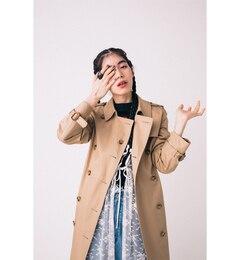 【ビームス ウィメン/BEAMS WOMEN】 コットン ギャバ トレンチコート [送料無料]