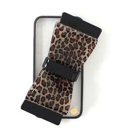 【ビームス ウィメン/BEAMS WOMEN】 LOTUS PINK / BIG リボン iphone7 ケース [送料無料]