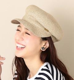 【ビームス ウィメン/BEAMS WOMEN】 Barairo no Boushi / 別注 ハンチングキャスケット [送料無料]