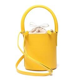 【ビームス ウィメン/BEAMS WOMEN】 【VERY4月号掲載】巾着ソリッドバケツ型バッグ [送料無料]