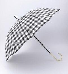 【ビームス ウィメン/BEAMS WOMEN】 BECAUSE / ギンガムチェック 長傘 [3000円(税込)以上で送料無料]
