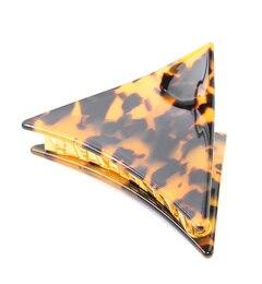 【ビームス ウィメン/BEAMS WOMEN】 三角 マーブル クリップ [3000円(税込)以上で送料無料]