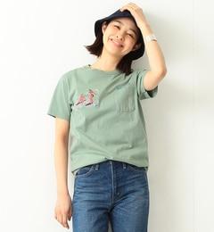 【ビームス ウィメン/BEAMS WOMEN】 【予約】SUN SURF×BEAMS BOY / 刺繍 Tシャツ [送料無料]