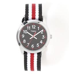 TIMEX / TIME TEACHER【ビームス ウィメン/BEAMS WOMEN レディス, メンズ 腕時計 BLACK ルミネ LUMINE】