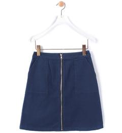 【ビームス ウィメン/BEAMS WOMEN】 フロント ジップ ミニスカート [送料無料]