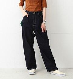 【ビームス ウィメン/BEAMS WOMEN】 Lee / ワイドデニム RINCE [送料無料]