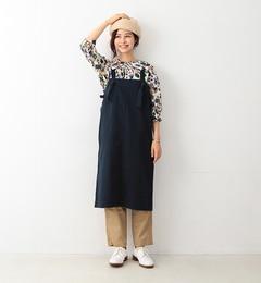 【ビームス ウィメン/BEAMS WOMEN】 チノ ジャンパースカート [送料無料]
