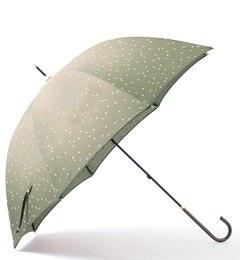 LS Scene / スター 雨傘【ビームス ウィメン/BEAMS WOMEN レディス 傘 OLIVE/OD ルミネ LUMINE】