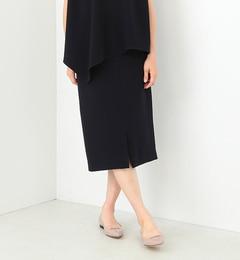 【ビームス ウィメン/BEAMS WOMEN】 【予約】トリアセテート スリットタイトスカート [送料無料]
