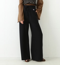 【ビームス ウィメン/BEAMS WOMEN】 Champion × Ray BEAMS / 別注 Big Pants [送料無料]