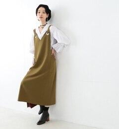 【ビームス ウィメン/BEAMS WOMEN】 【一部予約】サイド ポケット ジャンパースカート [送料無料]