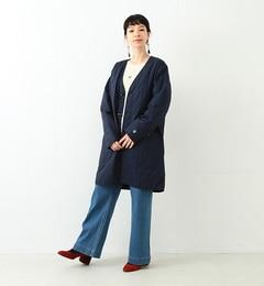【ビームス ウィメン/BEAMS WOMEN】 【予約】ORCIVAL / キルティング コート [送料無料]