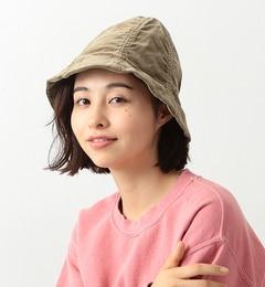 【ビームス ウィメン/BEAMS WOMEN】 DECHO / 別珍 チューリップ ハット [送料無料]