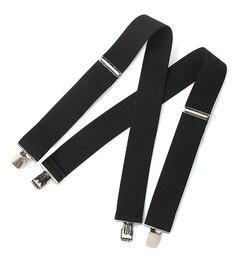 【ビームス ウィメン/BEAMS WOMEN】 Suspender Factory of San Francisco / スーパーワイド サスペンダー [3000円(税込)以上で送料無料]