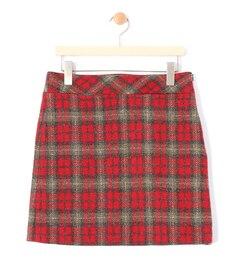 【ビームス ウィメン/BEAMS WOMEN】 ハリスツイード 台形スカート [送料無料]