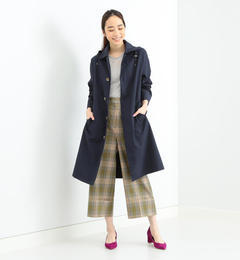 【ビームス ウィメン/BEAMS WOMEN】 Traditional Weatherwear / BOYFRIEND SELBY フードコート [送料無料]