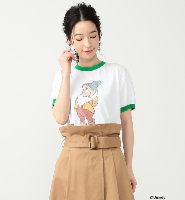 south for F / BASHFUL Tシャツ【ビームス ウィメン/BEAMS WOMEN レディス Tシャツ・カットソー WHITE/KG ルミネ LUMINE】