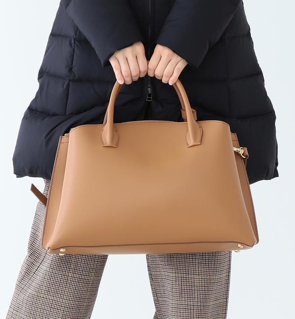 【ビームス ウィメン/BEAMS WOMEN】 【カタログ掲載】IACUCCI / ワイドセパレート バッグ