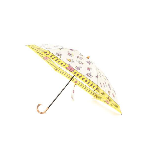 【ビームス ウィメン/BEAMS WOMEN】 manipuri / フェスティバル 晴雨兼用 折傘