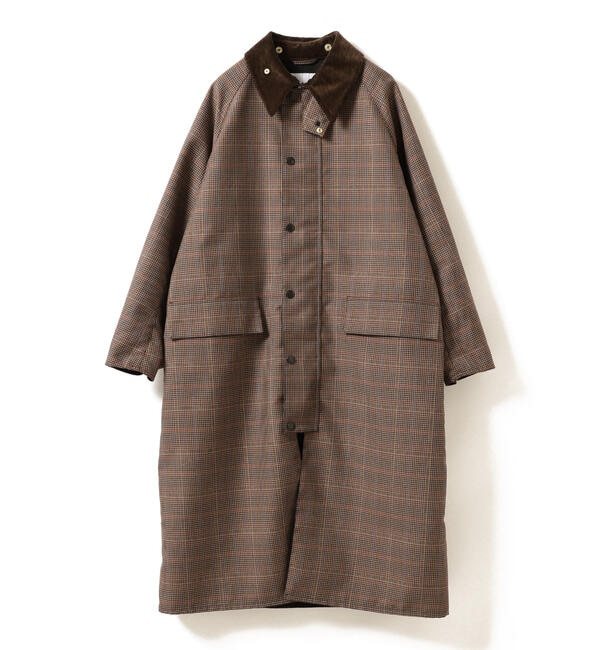 Barbour / 別注 OS BURGHLEY コート