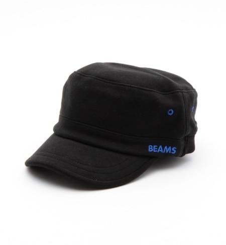 【ビームス メン/BEAMS MEN】 リブ切替 ワーク キャップ [送料無料]