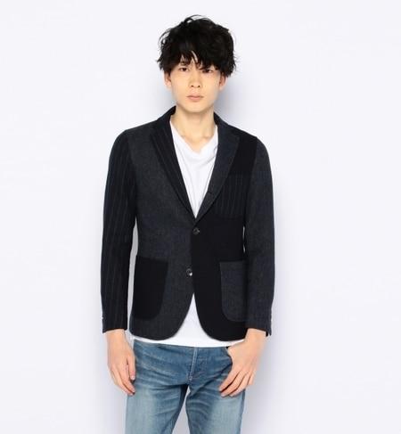 【ビームス メン/BEAMS MEN】 クレイジー 3Bジャケット [送料無料]