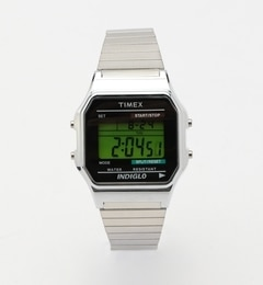 【ビームス メン/BEAMS MEN】 TIMEX / デジタルウォッチ [送料無料]