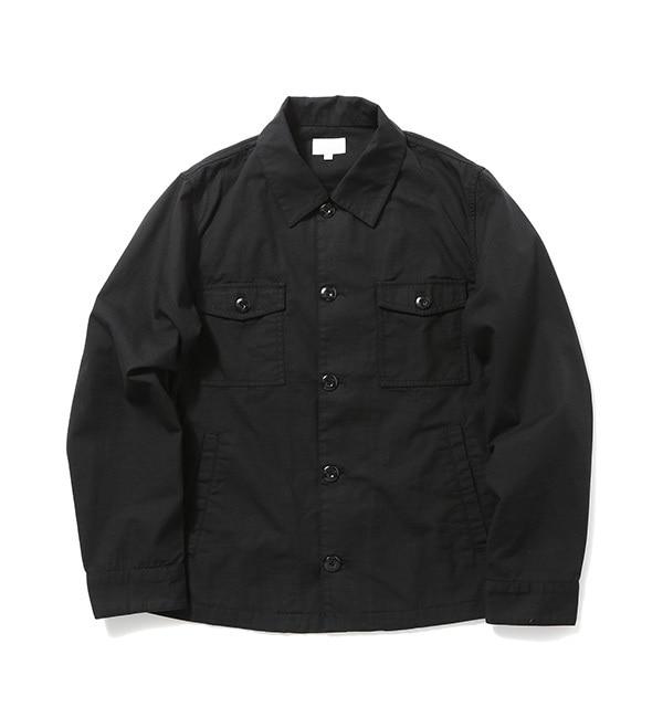 【ビームス メン/BEAMS MEN】 【予約】【WEB限定】BEAMS / NEW STANDARD リップストップ CPOシャツジャケット [送料無料]