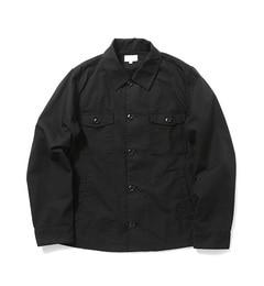【ビームスメン/BEAMSMEN】【WEB限定】BEAMS/NEWSTANDARDリップストップCPOシャツジャケット[送料無料]