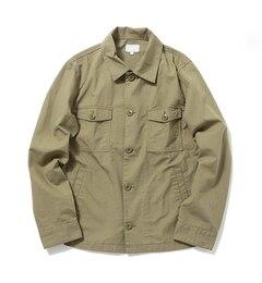 【ビームス メン/BEAMS MEN】 【WEB限定】BEAMS / NEW STANDARD リップストップ CPOシャツジャケット [送料無料]