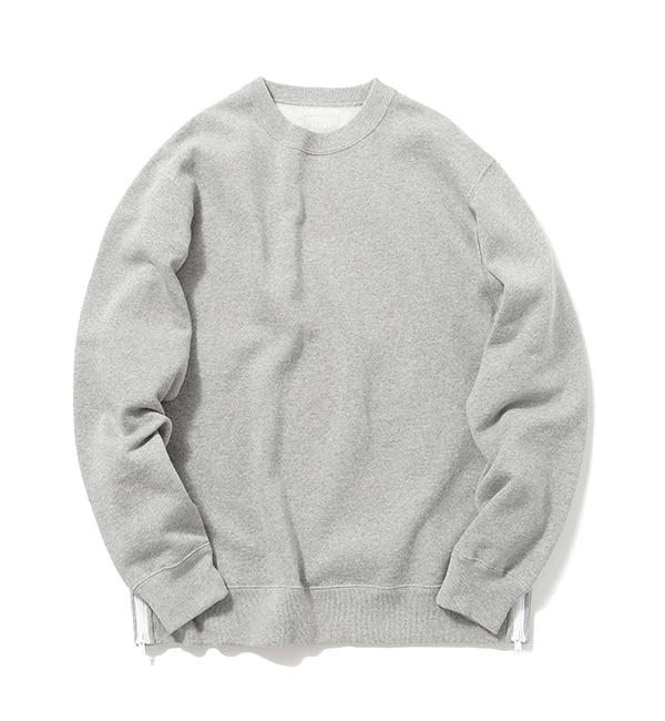 【ビームス メン/BEAMS MEN】 【予約】【WEB限定】BEAMS / NEW STANDARD サイドオープン スウェットシャツ [送料無料]